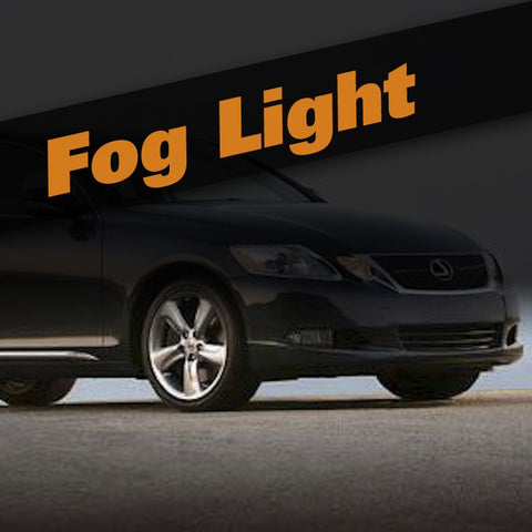 Lexus GS HID Xenon Fog Light Kit