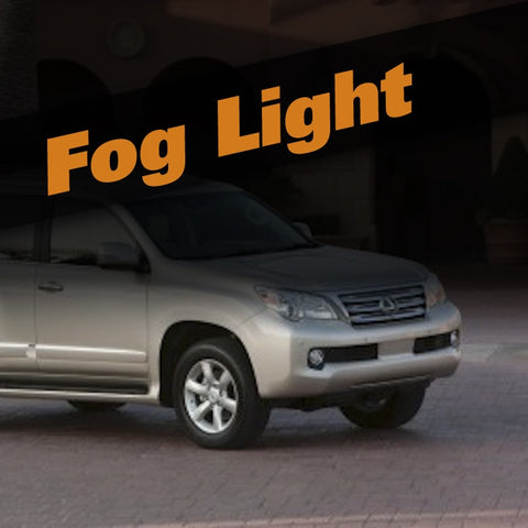 Lexus GX HID Xenon Fog Light Kit