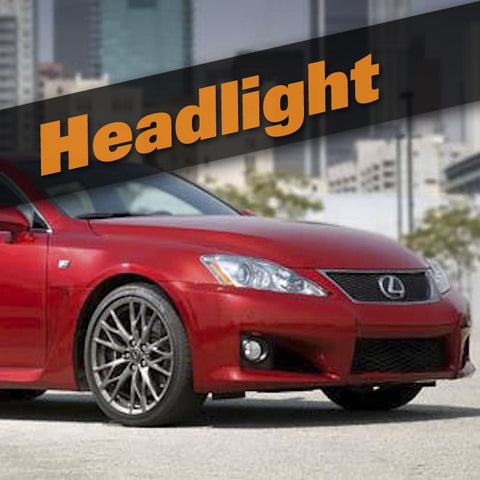 Lexus IS-F HID Kit (Headlight)