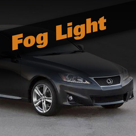 Lexus IS-F HID Xenon Fog Light Kit