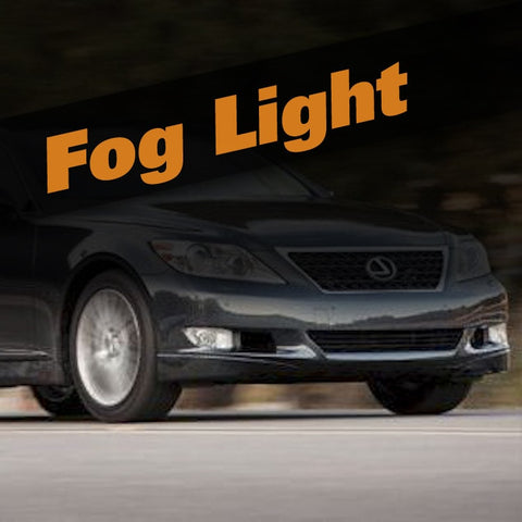 Lexus LS HID Xenon Fog Light Kit