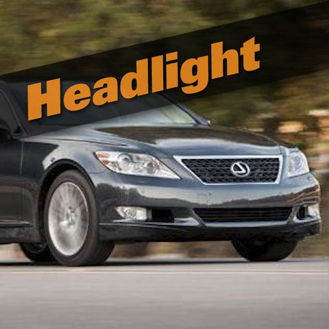 Lexus LS HID Kit (Headlight)