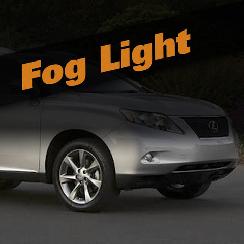 Lexus RX HID Xenon Fog Light Kit