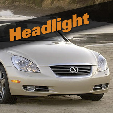 Lexus SC HID Kit (Headlight)