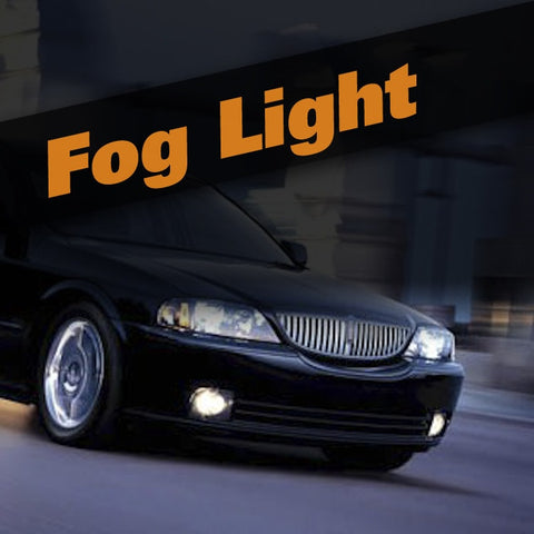 Lincoln LS HID Xenon Fog Light Kit
