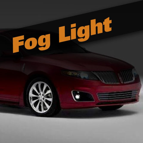 Lincoln MKS HID Xenon Fog Light Kit
