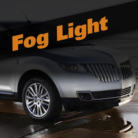Lincoln MKX HID Xenon Fog Light Kit