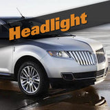 Lincoln MKX HID Kit (Headlight)