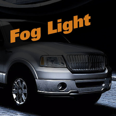 Lincoln Mark LT HID Xenon Fog Light Kit