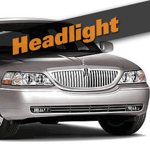 Lincoln Town Car HID Kit