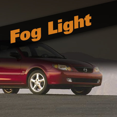 Mazda Protege HID Xenon Fog Light Kit