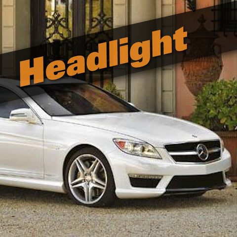 Mercedes CL HID Kit (Headlight)