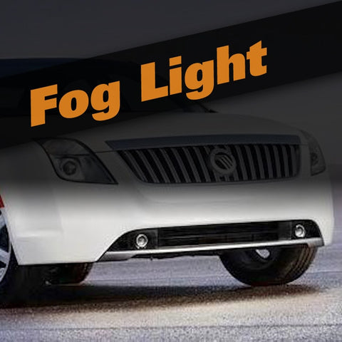 Mercury Milan HID Xenon Fog Light Kit