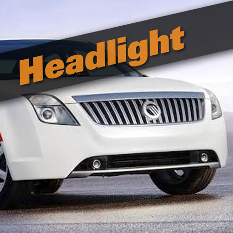 Mercury Milan HID Kit (Headlight)