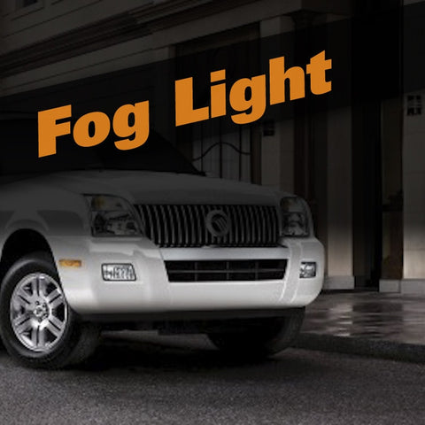 Mercury Mountaineer HID Xenon Fog Light Kit