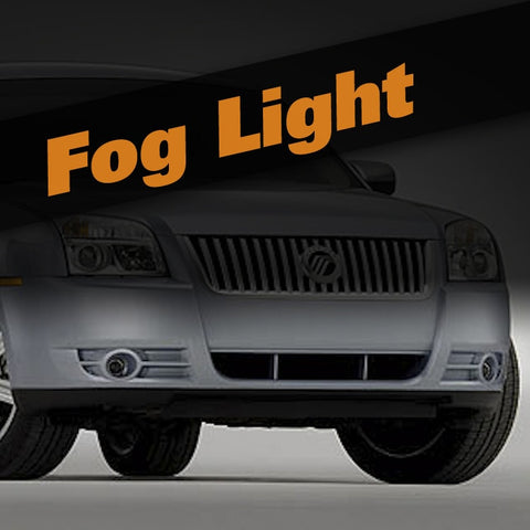 Mercury Sable HID Xenon Fog Light Kit
