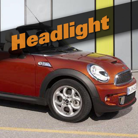 Mini Cooper Cabrio HID Kit (Headlight)