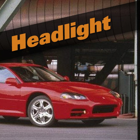 Mitsubishi 3000 GT HID Kit (Headlight)
