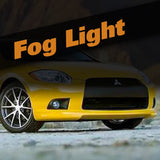 Mitsubishi Eclipse HID Xenon Fog Light Kit