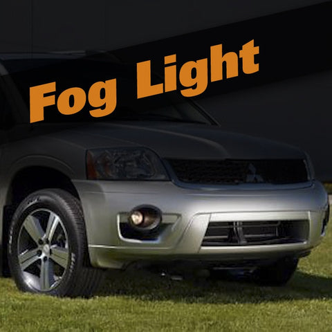 Mitsubishi Endeavor HID Xenon Fog Light Kit