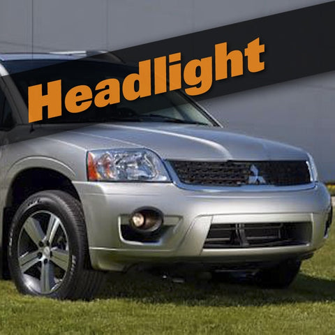 Mitsubishi Endeavor HID Kit (Headlight)
