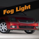 Mitsubishi Galant HID Xenon Fog Light Kit