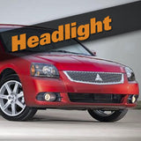 Mitsubishi Galant HID Kit (Headlight)
