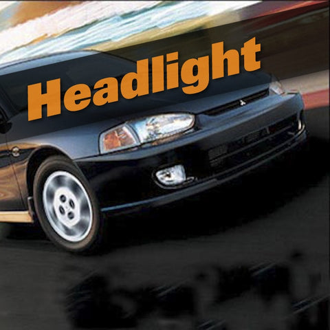 Mitsubishi Mirage HID Kit (Headlight)