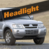 Mitsubishi Montero HID Kit (Headlight)