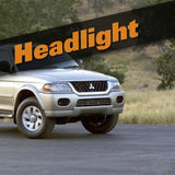 Mitsubishi Montero Sport HID Kit (Headlight)