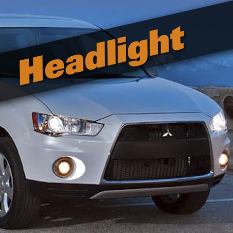 Mitsubishi Outlander HID Kit (Headlight)