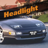 Nissan 300ZX HID Kit (Headlight)