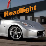 Nissan 370Z HID Kit (Headlight)