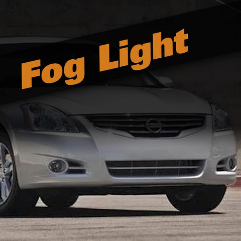 Nissan Altima HID Xenon Fog Light Kit