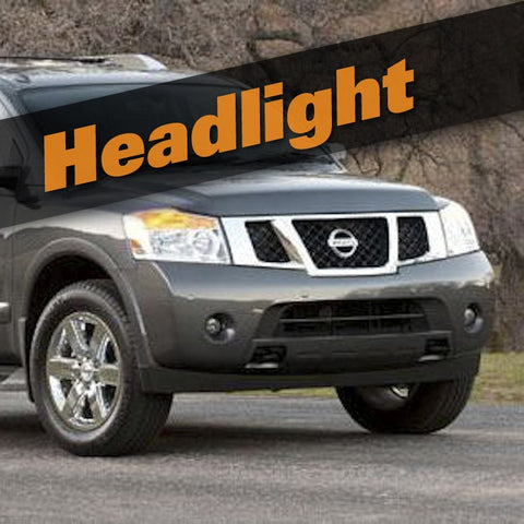 Nissan Armada HID Kit (Headlight)