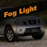 Nissan Frontier HID Xenon Fog Light Kit