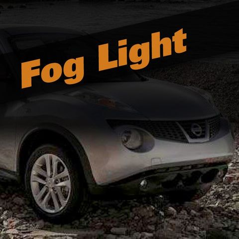 Nissan Juke HID Xenon Fog Light Kit