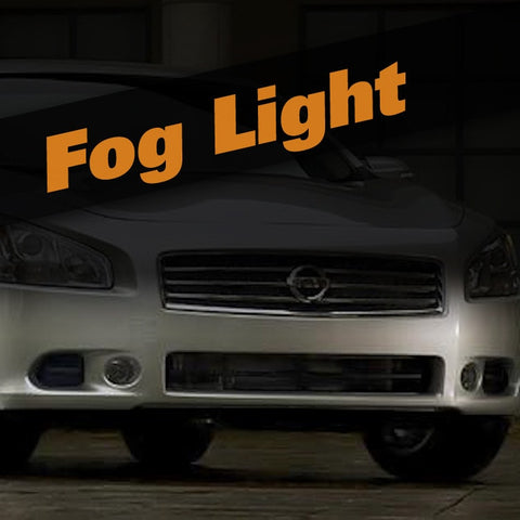 Nissan Maxima HID Xenon Fog Light Kit