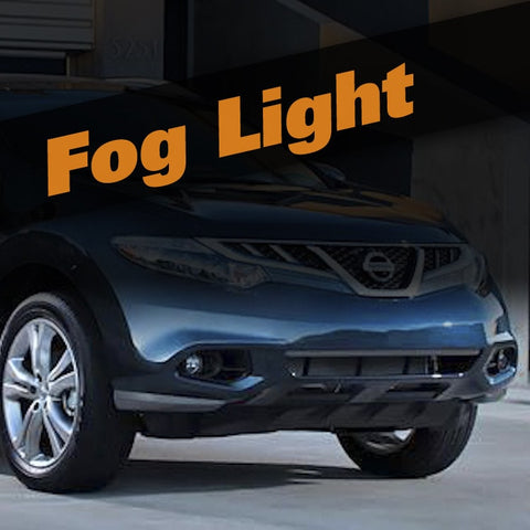Nissan Murano HID Xenon Fog Light Kit