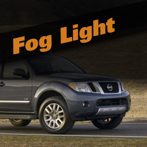 Nissan Pathfinder HID Xenon Fog Light Kit