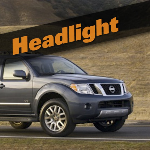 Nissan Pathfinder HID Kit (Headlight)