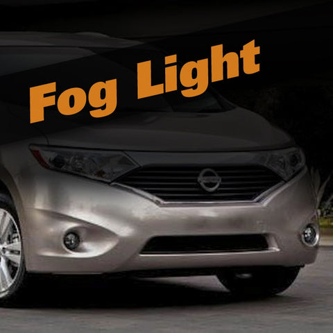 Nissan Quest HID Xenon Fog Light Kit