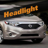 Nissan Quest HID Kit (Headlight)