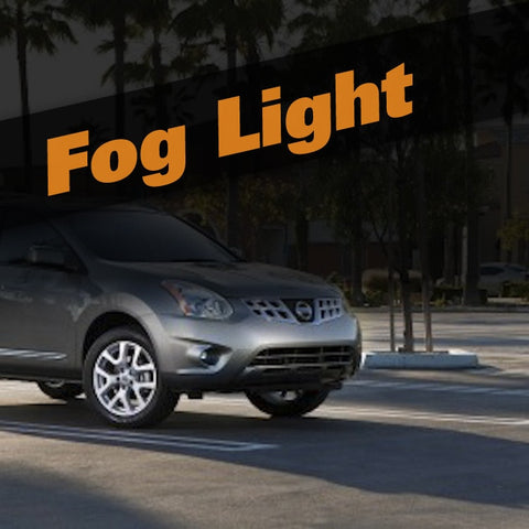 Nissan Rogue HID Xenon Fog Light Kit