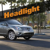 Nissan Rogue HID Kit (Headlight)