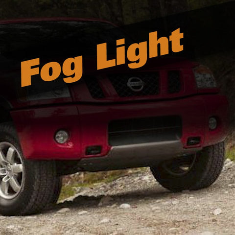 Nissan Titan HID Xenon Fog Light Kit
