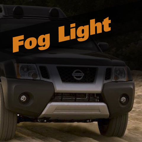 Nissan Xterra HID Xenon Fog Light Kit