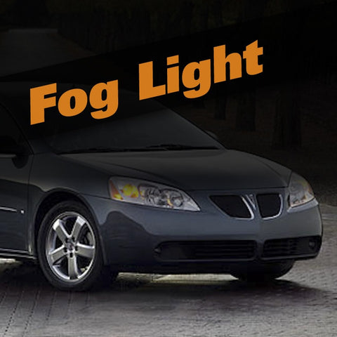 Pontiac G6 HID Xenon Fog Light Kit