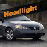 Pontiac G6 HID Kit (Headlight)