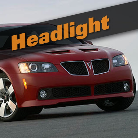 Pontiac G8 HID Kit (Headlight)